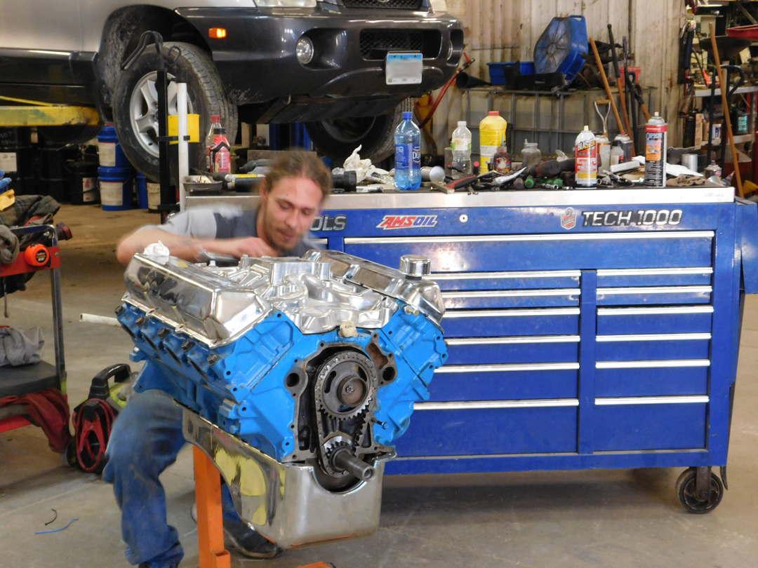 Bud's Auto and Truck Repair - Lisbon Engine Repair